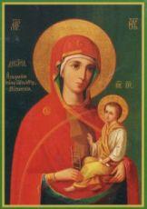 Молченская икона Божией Матери