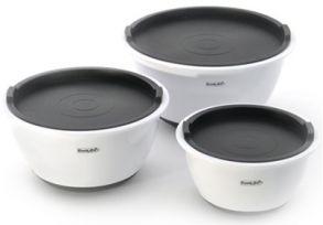 Набор мисок с крышками Cook&Co (6 пр.) 2800060