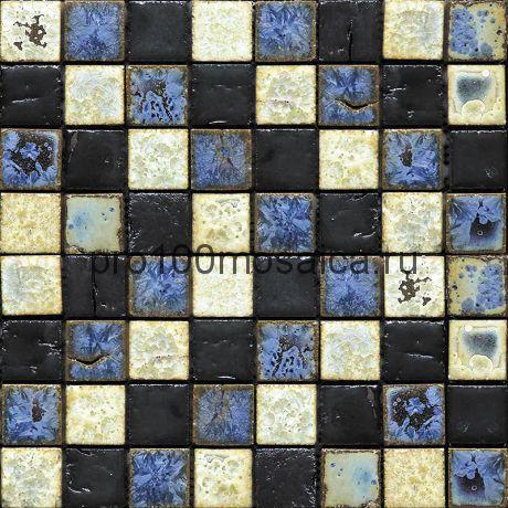Rust-3(3). Мозаика 33x33x10, серия RUSTICO,  размер, мм: 280*280 (GAUDI)