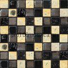 Rust-8(3). Мозаика 33x33x10, серия RUSTICO,  размер, мм: 280*280 (GAUDI, Испания)