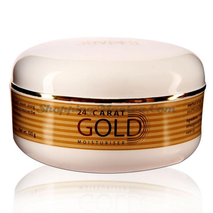 Увлажняющий крем с 24 карата золотом  Джовис / Jovees 24 Carat Gold Moisturiser