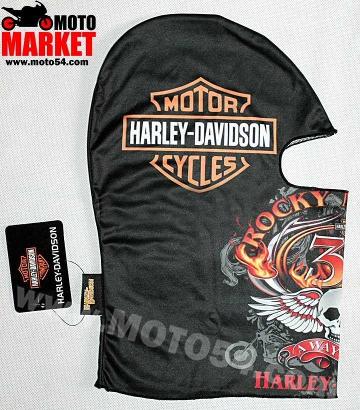Подшлемник Harley-Davison Skull