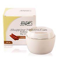 Дневной крем Сандал с защитой SPF20 Джовис / Jovees Sandalwood Day Cream SPF 20