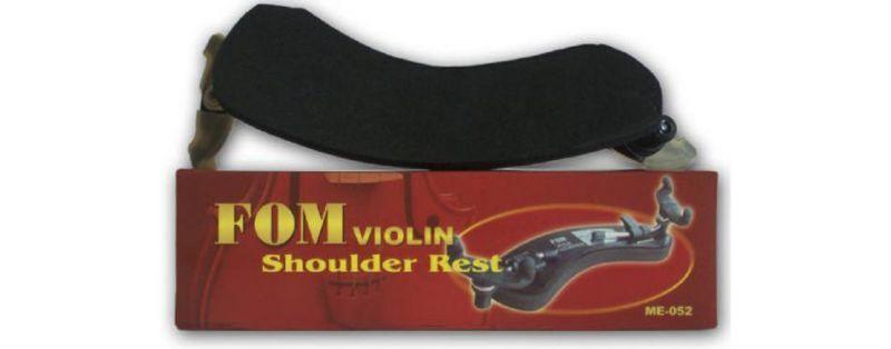 FOM ME-045 1/2-1/4 Мостик для скрипки пластиковый