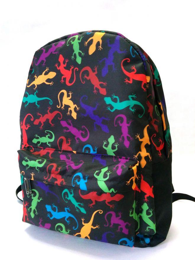 Рюкзак ПодЪполье Colorful lizards