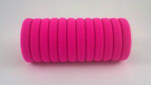 Резинка для волос бесшовная 3 см, цвет № 07, (1уп = 24шт)