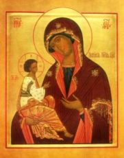 Гребневская икона БМ (рукописная на заказ)