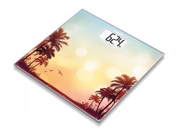 Весы Beurer GS203 (стекло) Beach