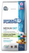 Forza10 Medium Diet al Cervo con Patate Диетический продукт для взрослых собак средних размеров (11-35 кг) (1,5 кг)