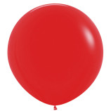 """Красный, пастель, 36""""/91 см, Колумбия"""