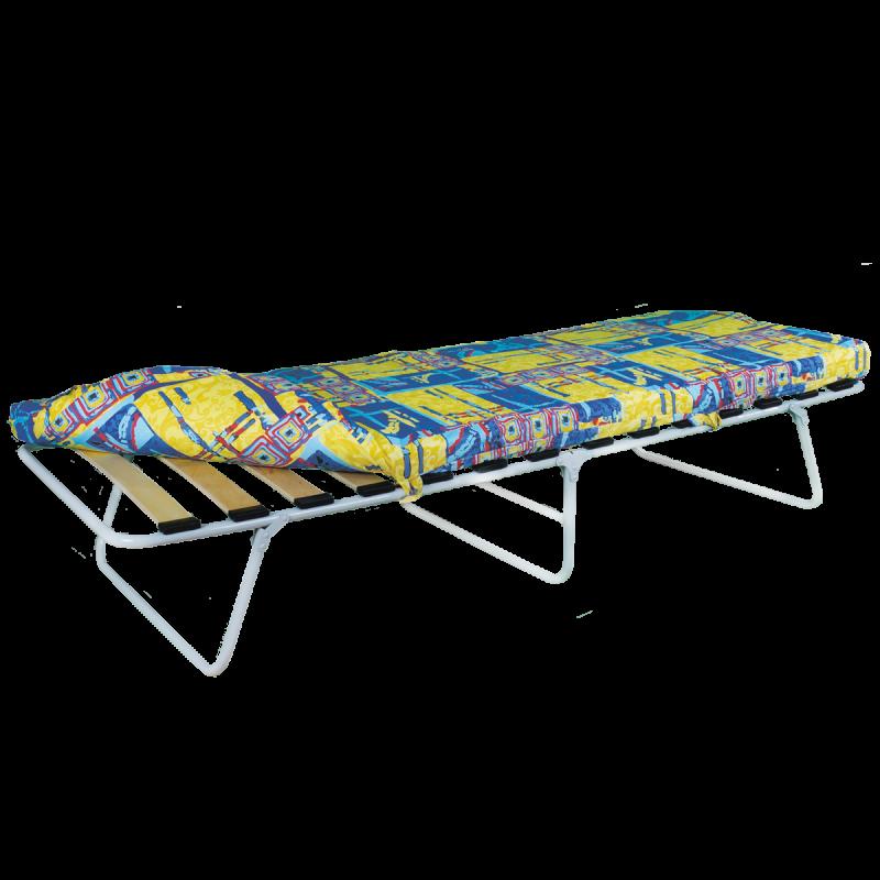 Кровать раскладная ЗМИ Марфа 1 на ламелях с матрасом КРЛ 210