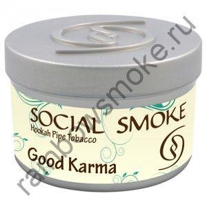Social Smoke 250 гр - Good Karma (Хорошая карма)