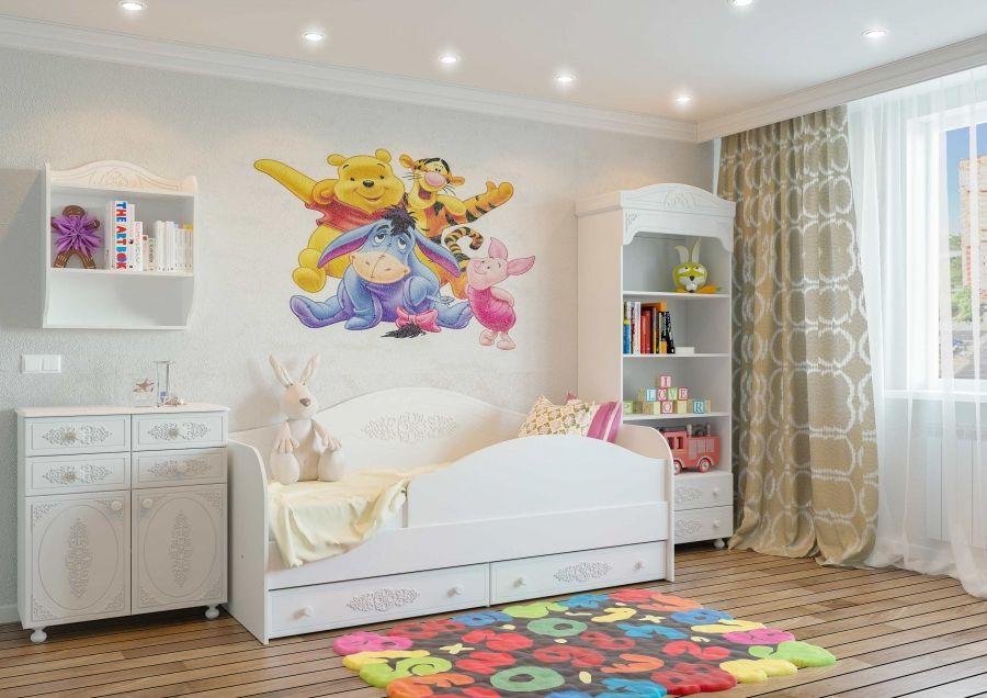 Набор мебели для детской Ассоль