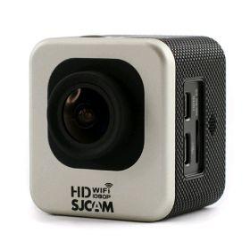 Экшн-камера SJCAM M10 WiFi Cube Mini (серебристый)