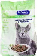 """Dr. Clauder's Корм для кошек """"Мясное ассорти с овощами"""" (15 кг)"""