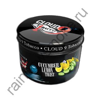 Cloud 9 250 гр - Cucumber Lemon Twist (Огурец с Лимоном)