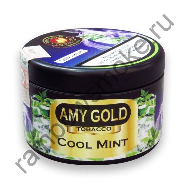 AMY Gold 200 гр - Cool Mint (Охлаждающая Мята)
