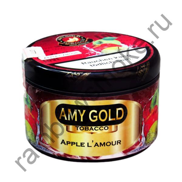 AMY Gold 200 гр - Apple l'amour (Яблоко Ля-мур)