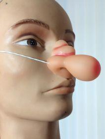 Нос резиновый