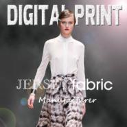 цифровой Custom принт Джерси ткани для одежды