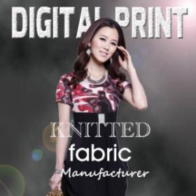 Высокое качество печати ткань Джерси