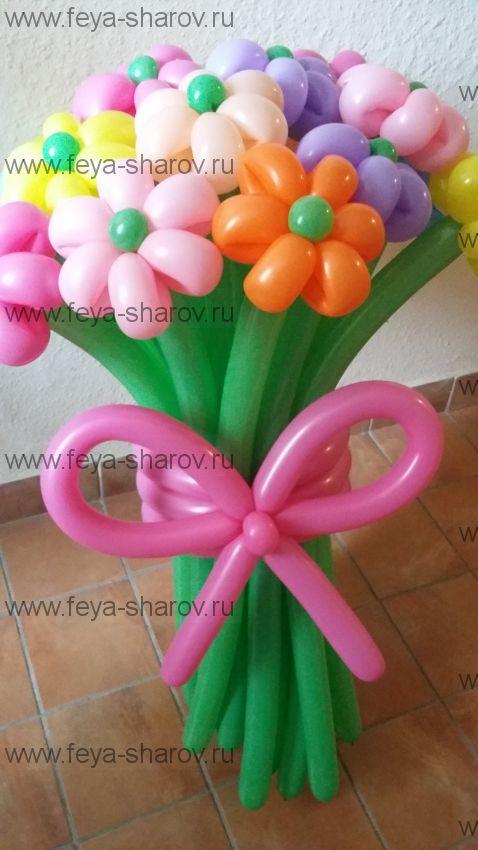 Букет цветов (15 шт)