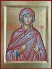 Икона София Римская