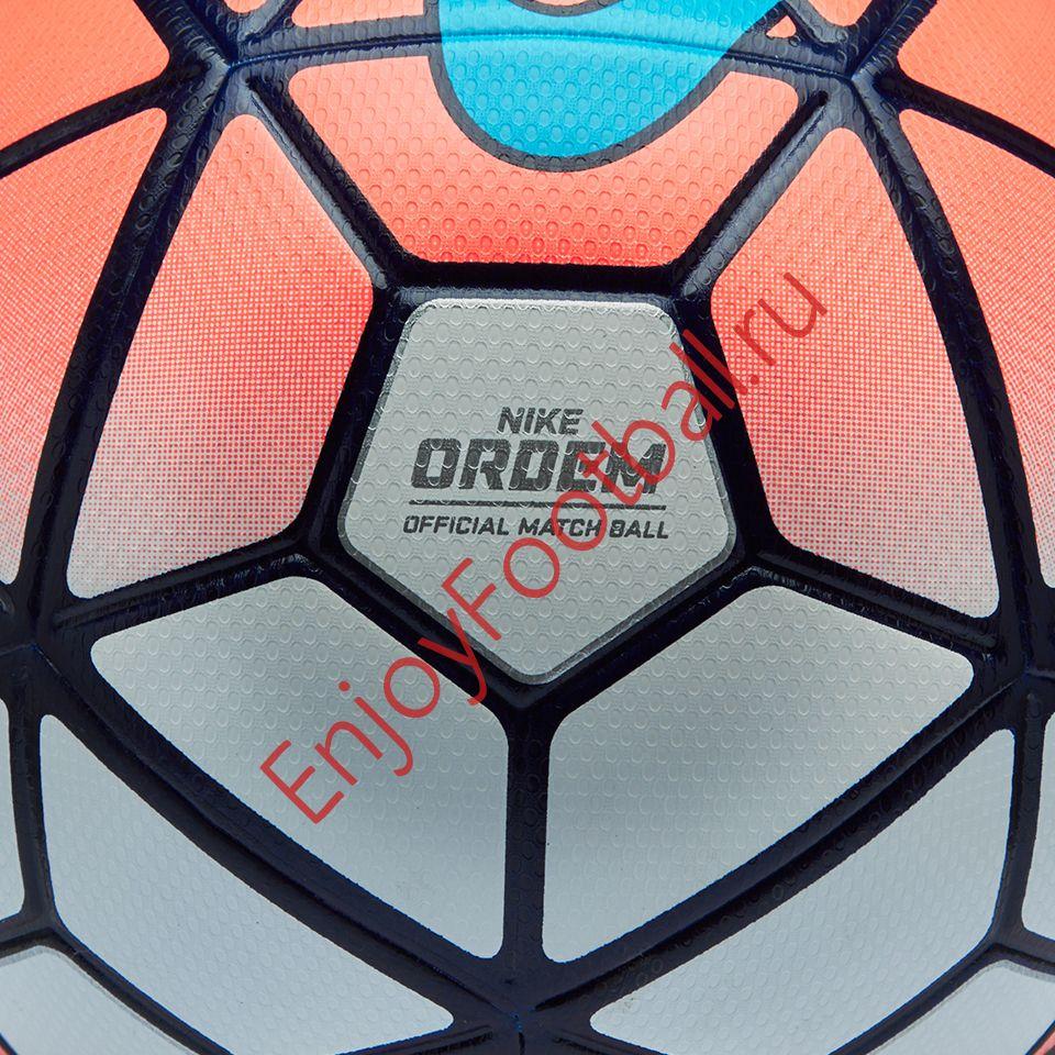 000a9b27 Футбольный мяч NIKE ORDEM 3 - FA CUP SC2774-848. Предыдущая. Следующая