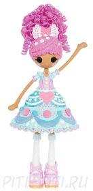 Лалалупси. Игрушка кукла Lalaloopsy Girls Сладкая фантазия, Глазурь