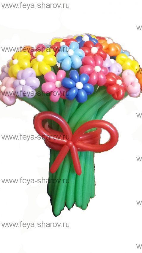 Букет цветов (43 шт)