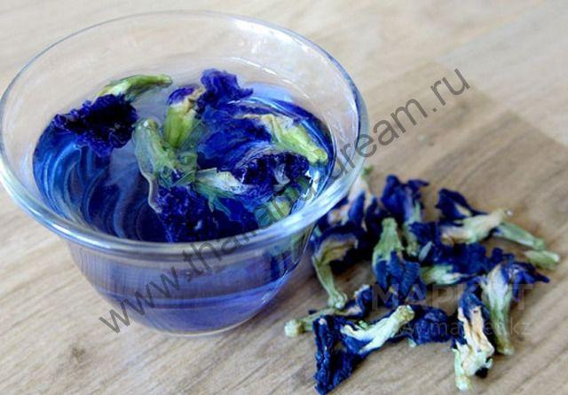 Синий чай из цветков клитории 50гр