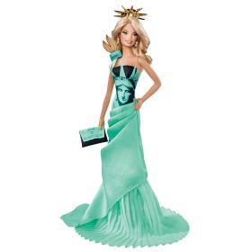 Кукла Барби Статуя Свободы, серия Куклы мира, BARBIE