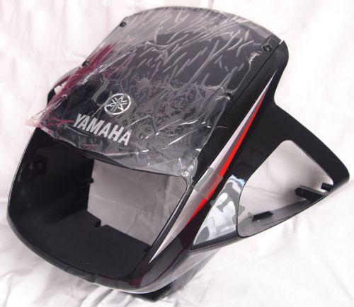 Пластик передний (обтекатель) Yamaha YBR125