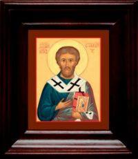 Стахий, апостол (21х24), простой киот