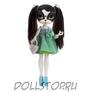 Коллекционная кукла  Pinkie Cooper - модница-путешественница Пеппер Парсон