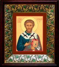 Стахий, апостол (21х24), киот со стразами