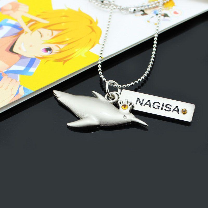 Кулон из аниме FREE! Нагиса