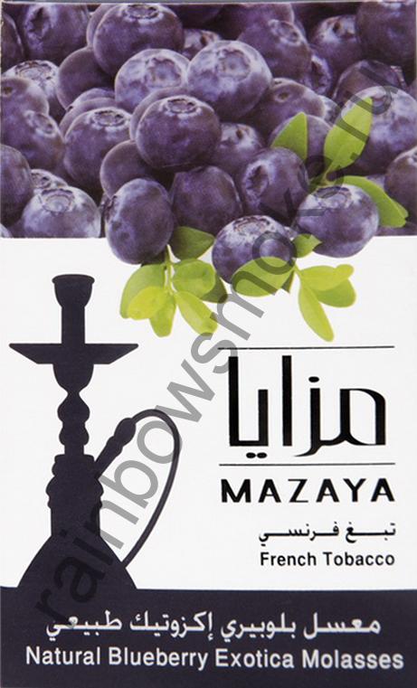 Mazaya 50 гр - Blueberry (Черника)
