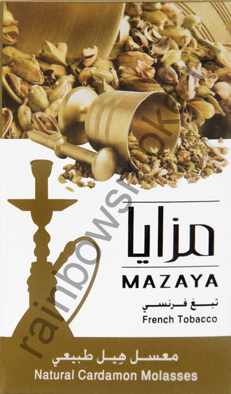 Mazaya 50 гр - Cardamon  (Кардамон)