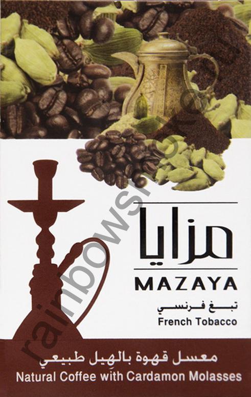 Mazaya 50 гр - Coffee with Cardamon (Кофе с кардамоном)