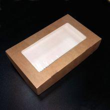 Коробка с окошком (20x12x4 см)