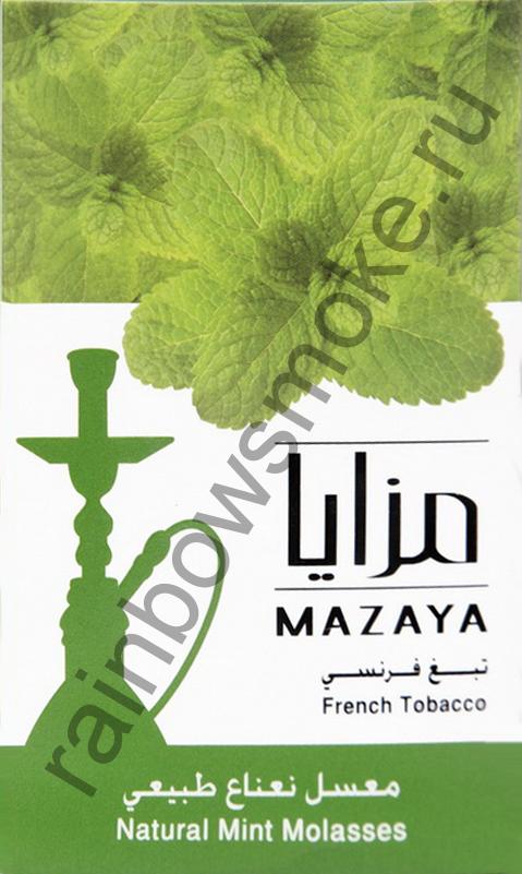 Mazaya 50 гр - Mint (Мята)