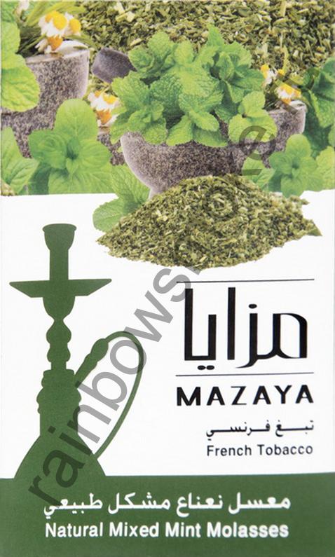 Mazaya 50 гр - Mixed Mint (Мятный Микс)