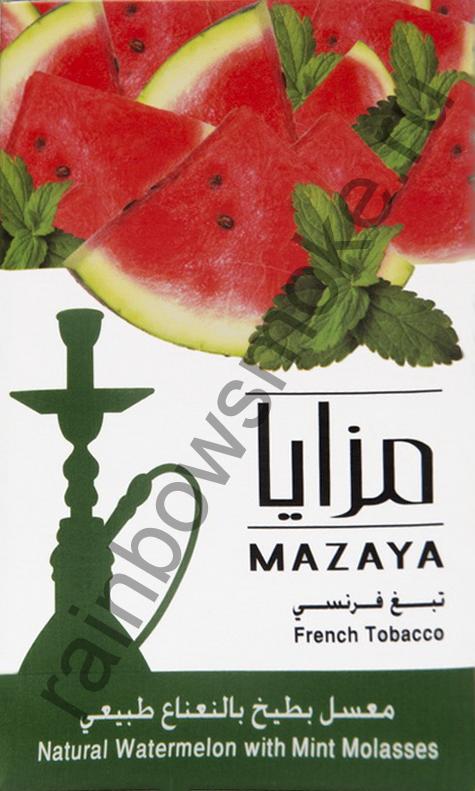 Mazaya 50 гр - Watermelon with Mint (Арбуз с Мятой)