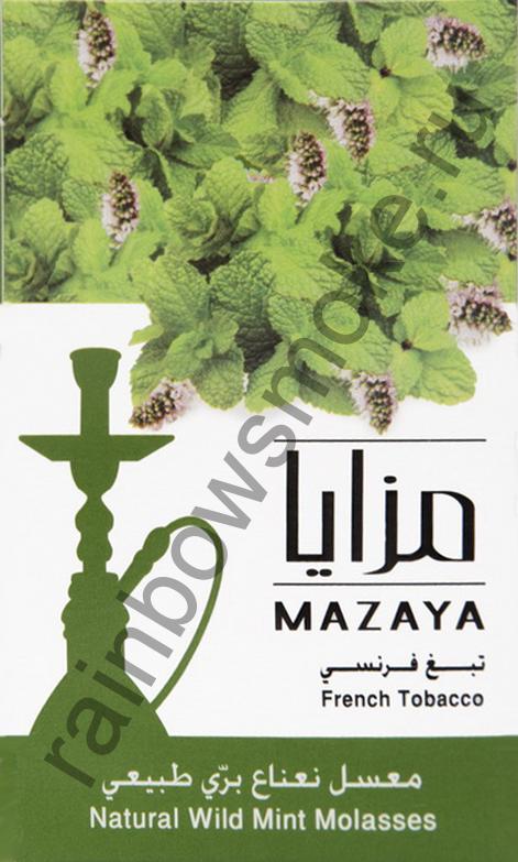 Mazaya 50 гр - Wild Mint (Дикая Мята)
