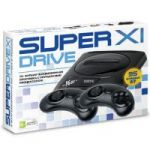 16 bit Super Drive 11 (95-in-1) Black