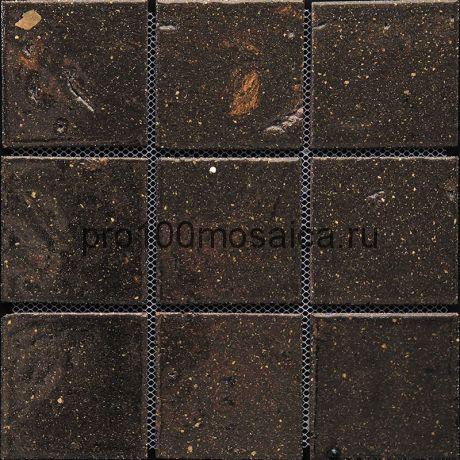 Rust-47(9). Мозаика 96x96x10, серия RUSTICO,  размер, мм: 300*300 (GAUDI)