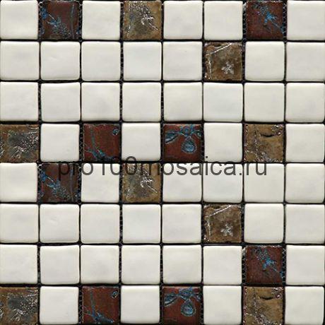 Vint-3(3). Мозаика 33x33x10, серия VINTAGE,  размер, мм: 280*280 (GAUDI)