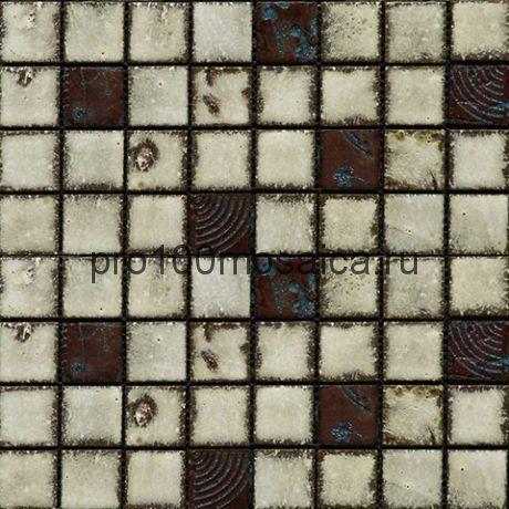 Vint-5(3). Мозаика 33x33x10, серия VINTAGE,  размер, мм: 280*280 (GAUDI)