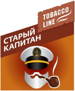 Е-жидкость 60мл. BestSmoking TobacoLine - Старый капитан